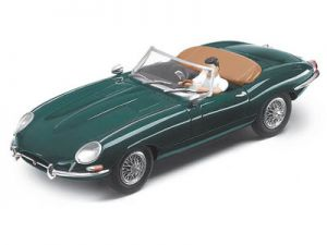2002 Carrera EXCL Jaguar E-Type 1961