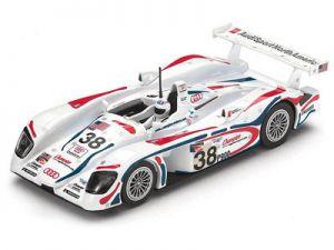 2003 Carrera EXCL Audi R8 Champion Racing PLM 2001