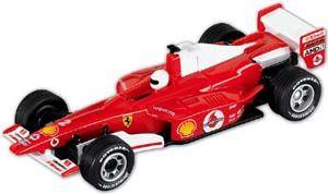 2005: Carrera GO!!! Ferrari F1 No.2