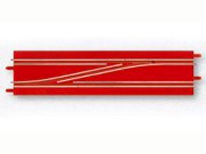 Carrera DIGITAL 143 Weiche links