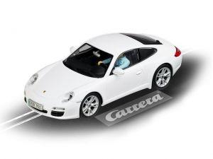 2009: Carrera D132 Porsche 911 2008 weiß