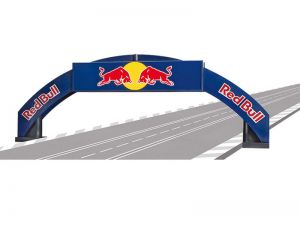 Carrera Red Bull Bogen Rennbogen
