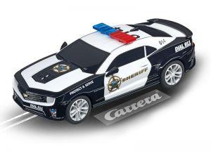 2015: Carrera GO!!! Chevrolet Camarao Sheriff