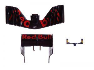 Carrera EVO/D132 Kleinteile Red Bull RB 13 #30818 #30819 #27562 #27565