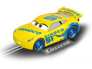 2017: Carrera EVO Disney Pixar Cars 3 - Cruz Ramirez - Racing