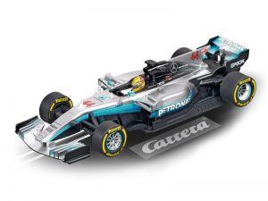 2018: Carrera D132 Mercedes-Benz F1 W08, L. Hamilton, No.44