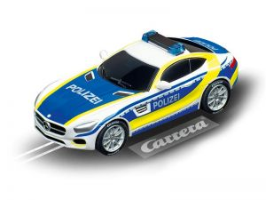 2018: Carrera GO!!! Mercedes-AMG GT Coupe Polizei