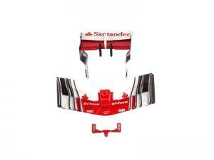 Carrera EVO/D132 Kleinteile Ferrari SF70H #30842 #30843 #27575
