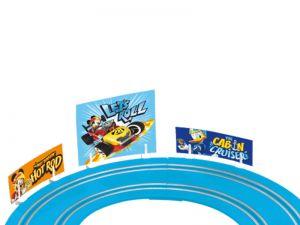 Carrera FIRST Leitplanken Disney Pixar Cars