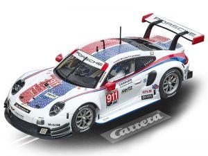 2020: Carrera D132 Porsche 911 RSR Porsche GT Team, No.911