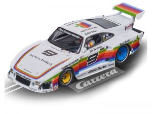 2020: Carrera D132 Porsche Kremer 935 K3 No.9, Sebring 1980