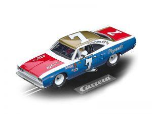2020: Carrera D132 Plymouth Roadrunner No.7