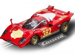 2020: Carrera D124 Ferrari 512S Berlinetta No.382, Trieste-Opicina 1970