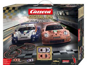 2019: Carrera DIGITAL 124 Double Victory