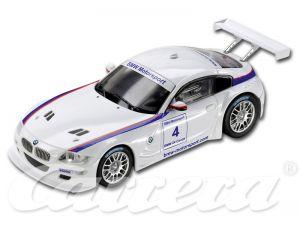 2007: Carrera EVO BMW Z4 M Coupé Präsentation