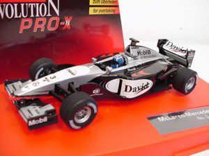 2004: Carrera PRO-X McLaren-Mercedes MP4/17 No. 3 David Coulthar