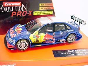 2006: Carrera PRO-X AMG Audi A4 DTM 2004 Team Abt M. Ekström