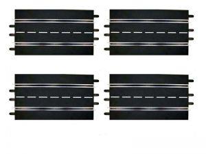 Carrera Standardgerade Gerade, 4 oder 10 Stück
