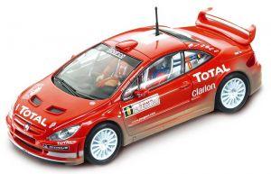 2004: Carrera EVO Peugeot 307 WRC 2004 No.6
