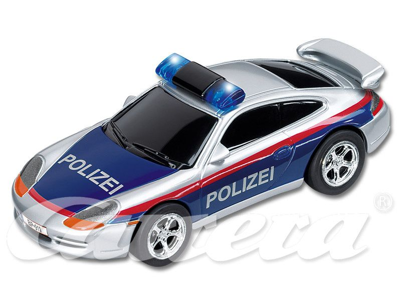 2007 carrera go police car porsche gt3 polizei austria. Black Bedroom Furniture Sets. Home Design Ideas