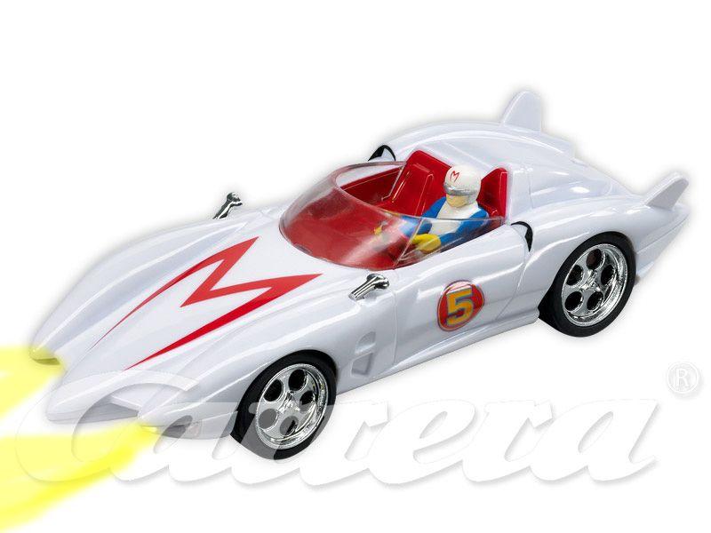 2008 carrera go speed racer mach 5 ihr. Black Bedroom Furniture Sets. Home Design Ideas