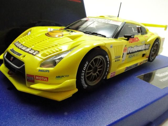 Tuning Reifen für alle Nissan GT-R GT500 Evolution Carrera Digital 132 Pro-X