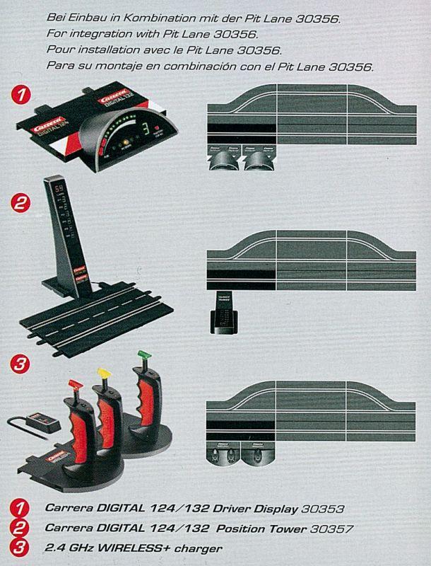 2014 carrera digital 124 132 einspur adapter unit. Black Bedroom Furniture Sets. Home Design Ideas
