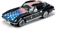 Carrera EVO Chevrolet Corvette Sting Ray Stars n Stripes 4ever