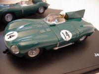 Carrera EVO Jaguar D-Type Le Mans 1954