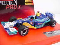 2004: Carrera PRO-X Sauber Petronas C21 2003 Livery No.9