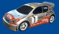 2002: Carrera GO!!! Peugeot 206 WRC Works Version 01