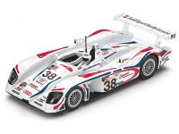 2003 Carrera EXCL Audi R8 Champion Racing PLM 2001