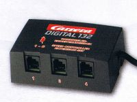 Carrera Digital 124/132 Handregler Erweiterungsbox