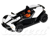 2007: Carrera GO!!! KTM X-Bow white/black