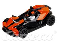 2007: Carrera GO!!! KTM X-Bow orange/black