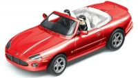 2004: Carrera GO!!! Jaguar XKR Bad Car
