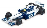 Carrera EVO WilliamsF1 BMW FW25 2003 No. 4 Ralf Schumache