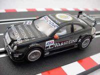 2004: Carrera PROFI (1:40) Mercedes-Benz CLK-DTM Warsteiner