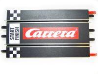 Restposten: Carrera EVO/EXCL bedruckte Standardgeraden 1 Stck.