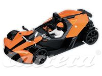 2008: Carrera EVO KTM X-Bow orange/schwarz