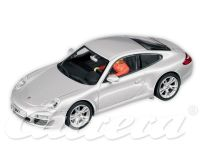 2008: Carrera D132 Porsche 911 2008 arcticsilbermetallic