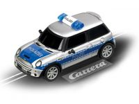 2008: Carrera DIGITAL 143 Mini Cooper S Polizei