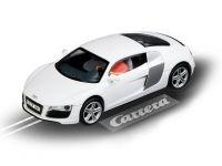 2009: Carrera D132 Audi R8 weiß