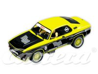 Neu 2009: Carrera EVO Opel Manta A Tuner 3 gelb/schwarz