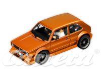 Neu 2009: Carrera EVO VW Golf GTI Tuner 4 orangemetallic