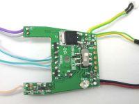 2009: Digitaldecoder Carrera D132 für Autos mit Blinklicht