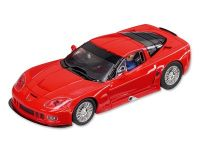 2007:Carrera D132 Chevrolet Corvette C6, Custom
