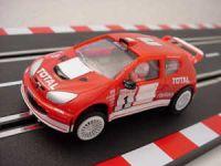 Carrera PROFI (1:40) Peugeot 206 WRC Grönholm/Burns