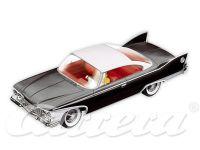 2008: Carrera D132 Plymouth Fury 60 Street schwarz