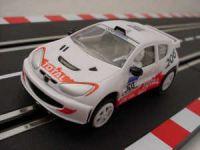 Carrera PROFI (1:40) Peugeot 206 WRC Volant